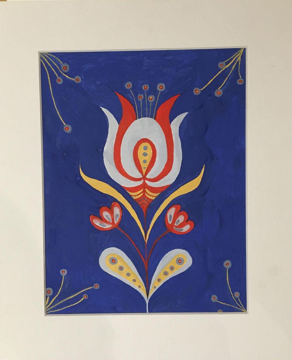 Folk Art Taxonomy - image 3 - student project