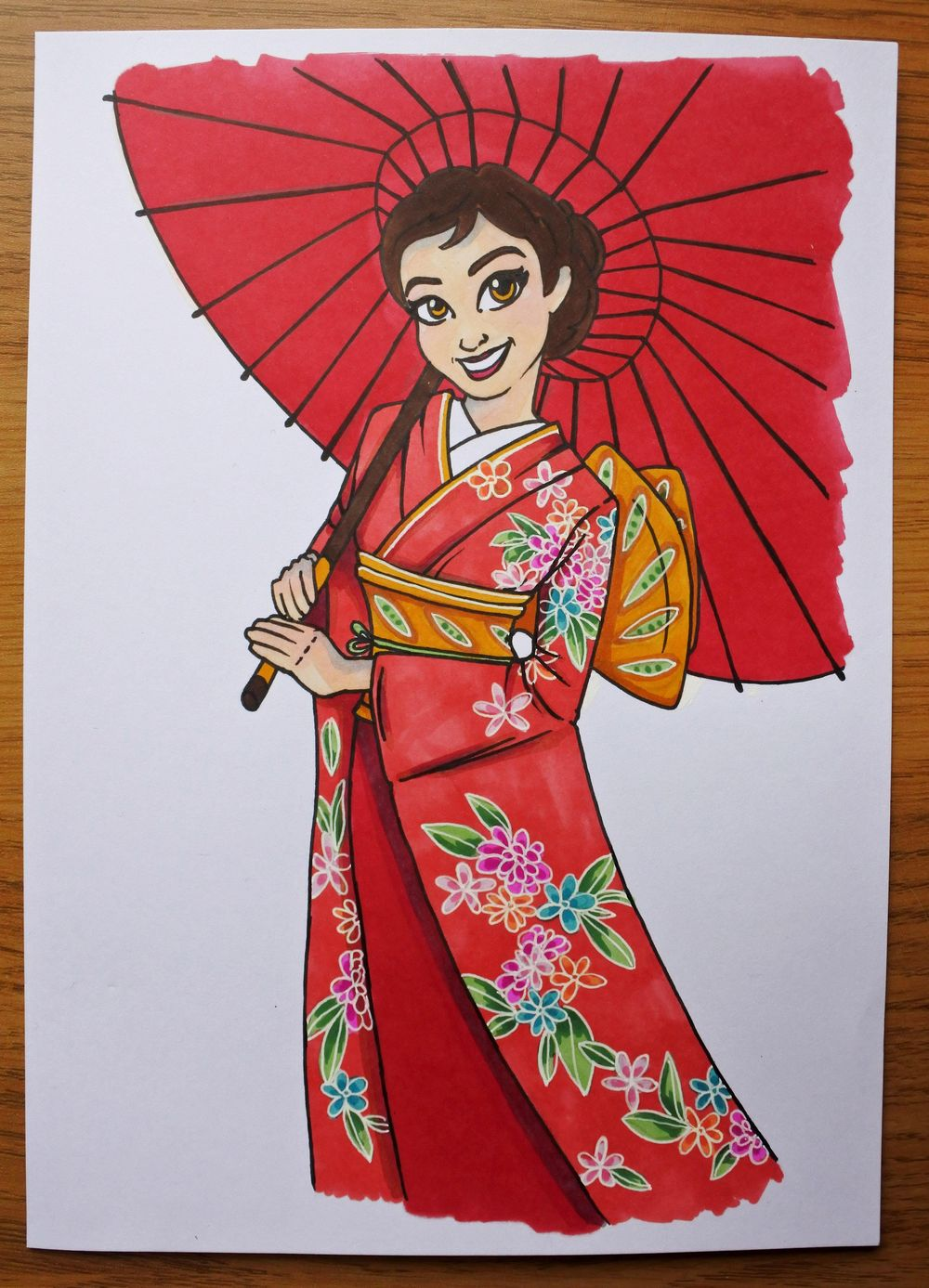 Carrie loves Japan - image 4 - student project
