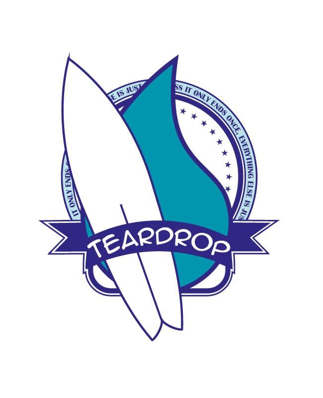 Teardrop Surfwear - image 6 - student project