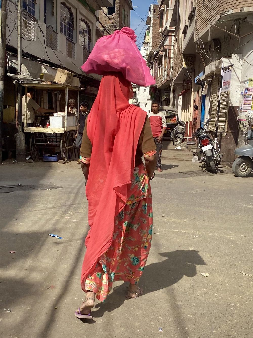 Creating an India Photo Story - image 3 - student project