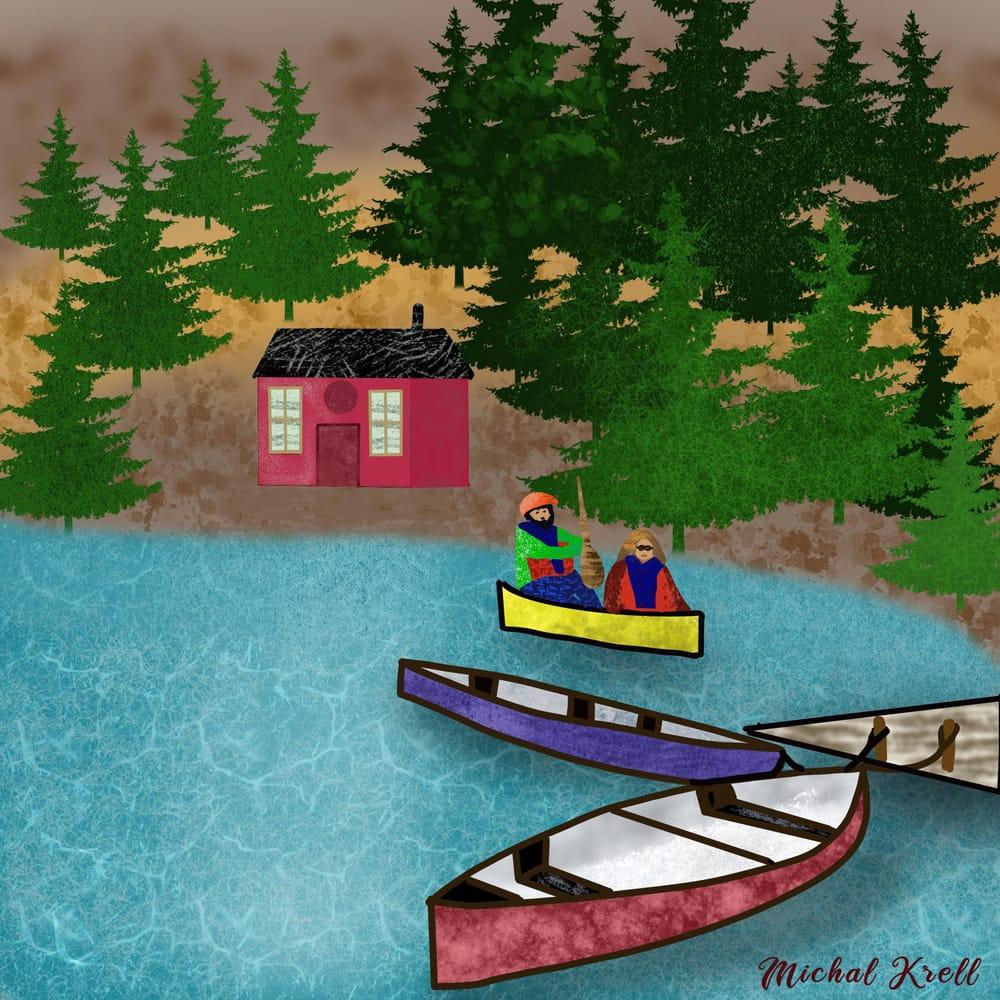 Lake Moraine - image 1 - student project