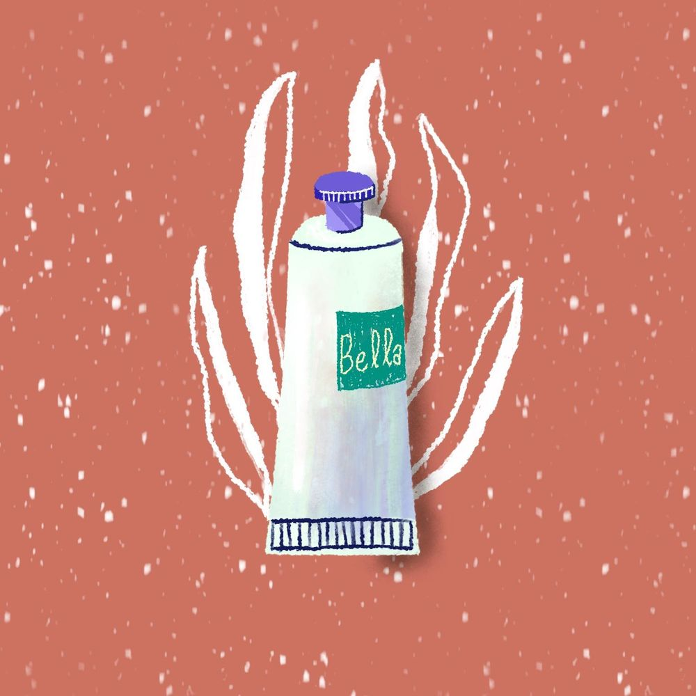 Cosmetic products on procreate - image 1 - student project