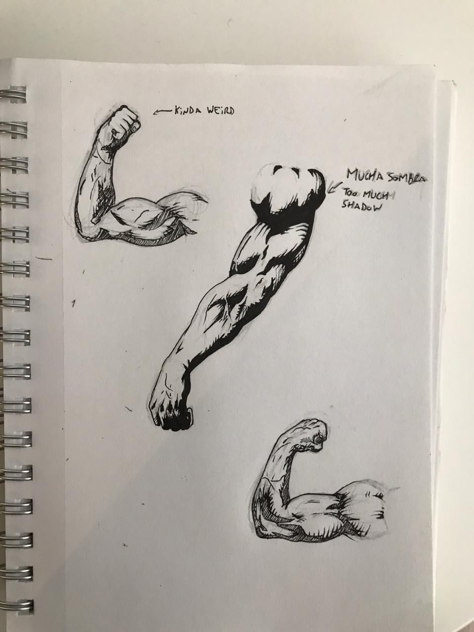 Some ripped arms - image 5 - student project