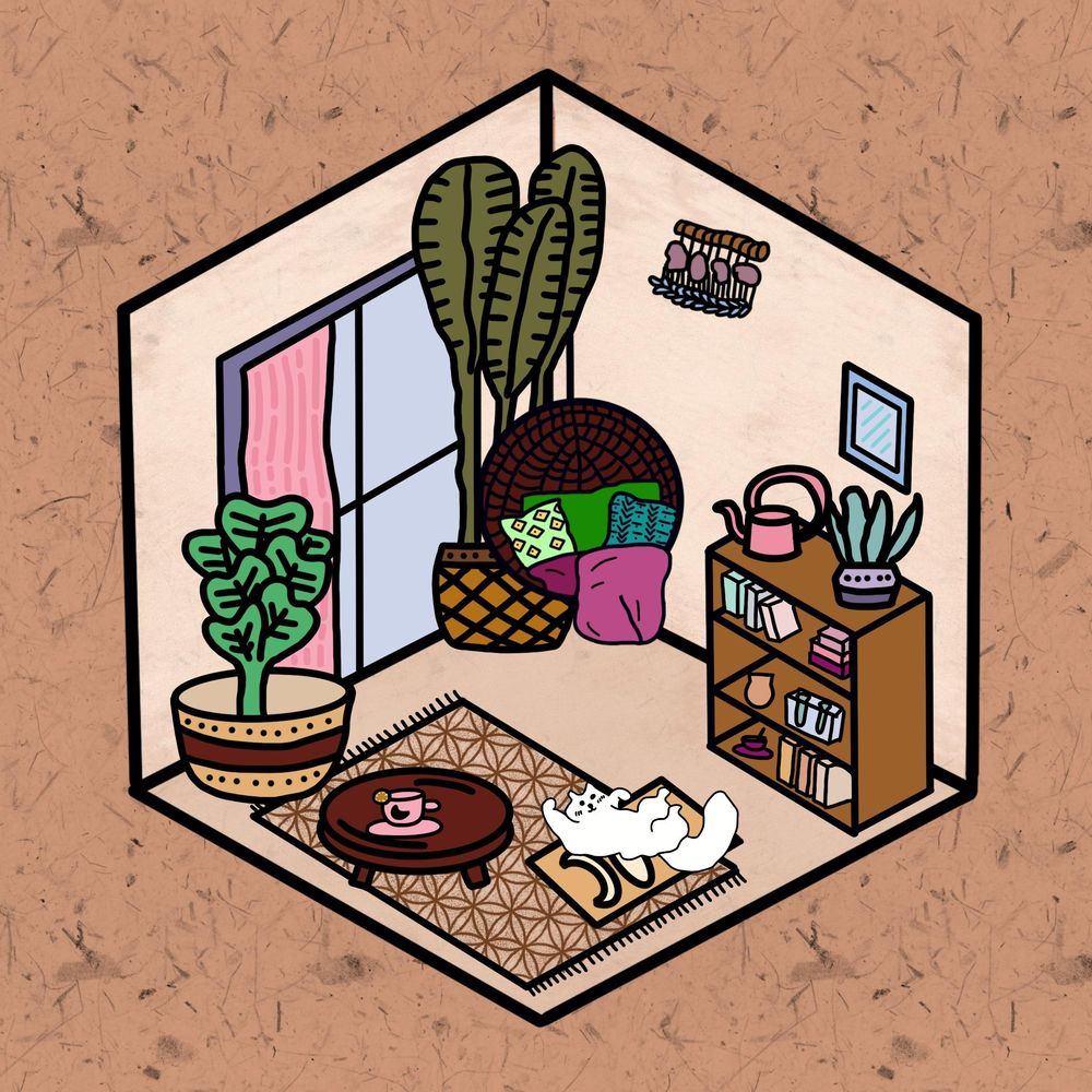My House - image 1 - student project