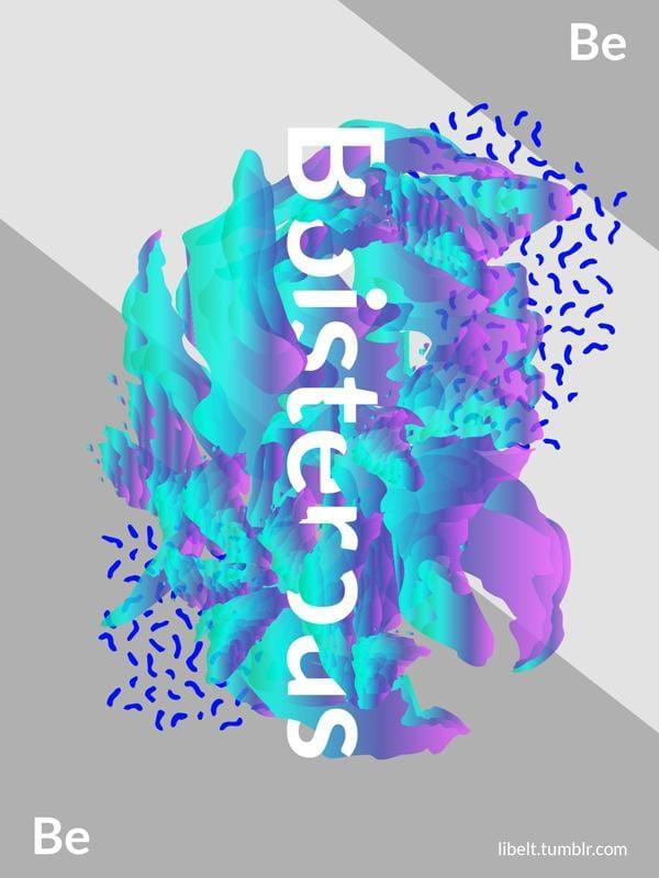 Boisterous - image 1 - student project