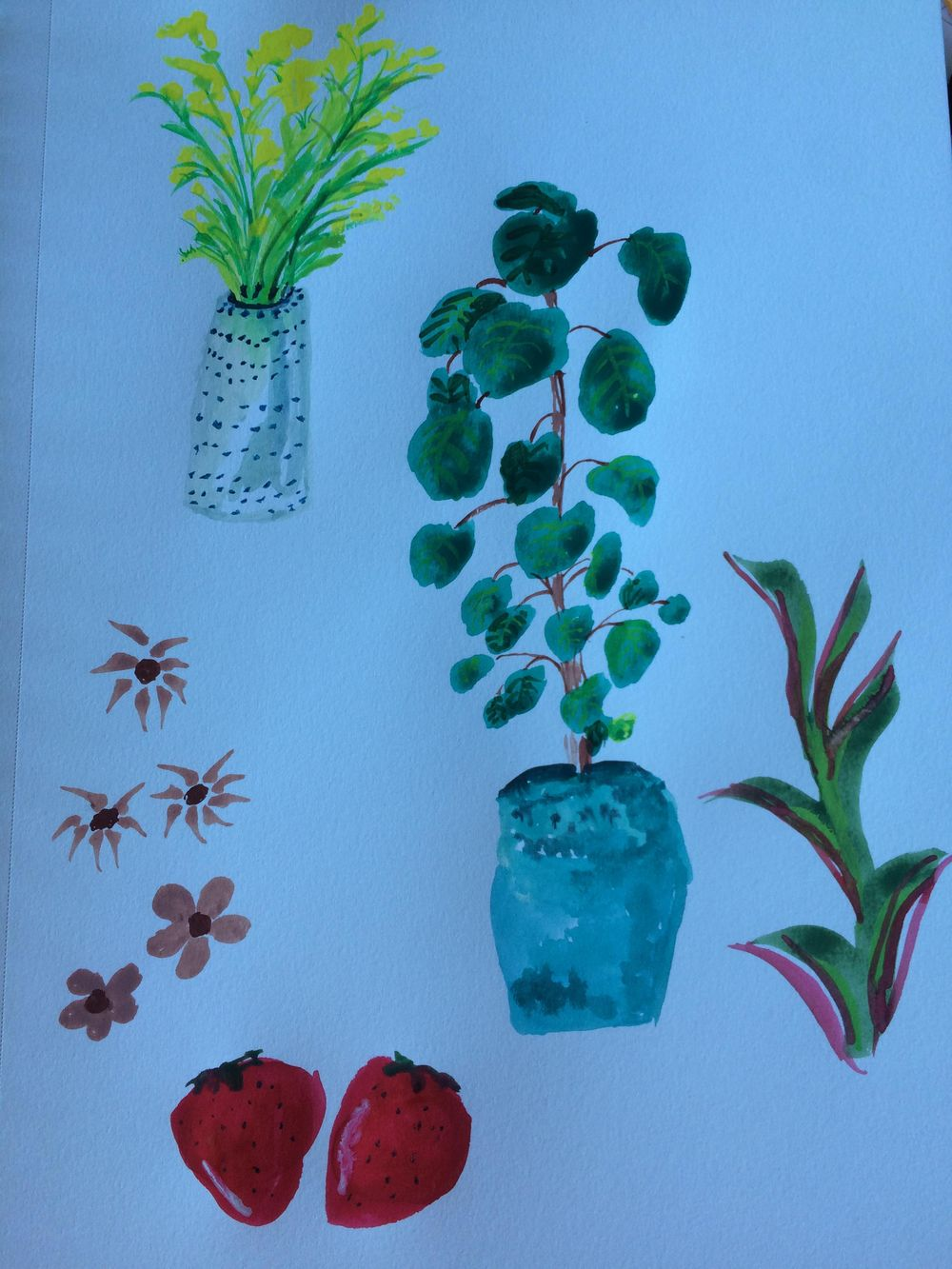 getting to know your paint - image 2 - student project