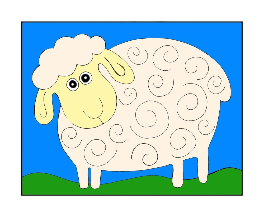 Happy Sheep - image 2 - student project