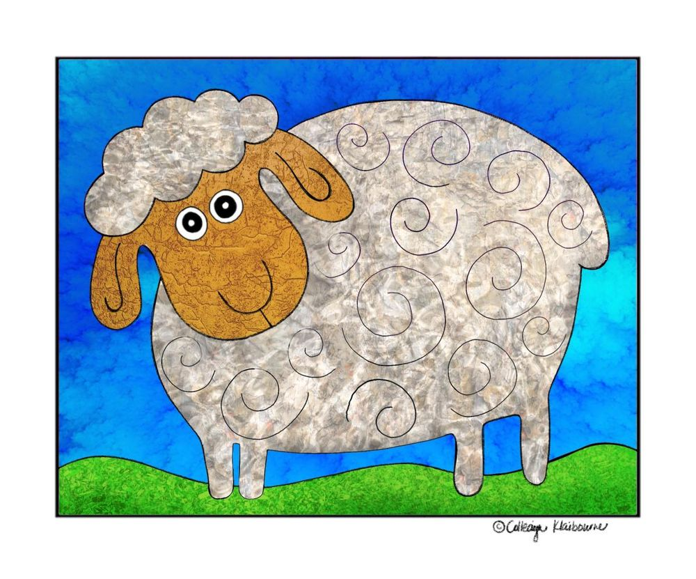 Happy Sheep - image 1 - student project