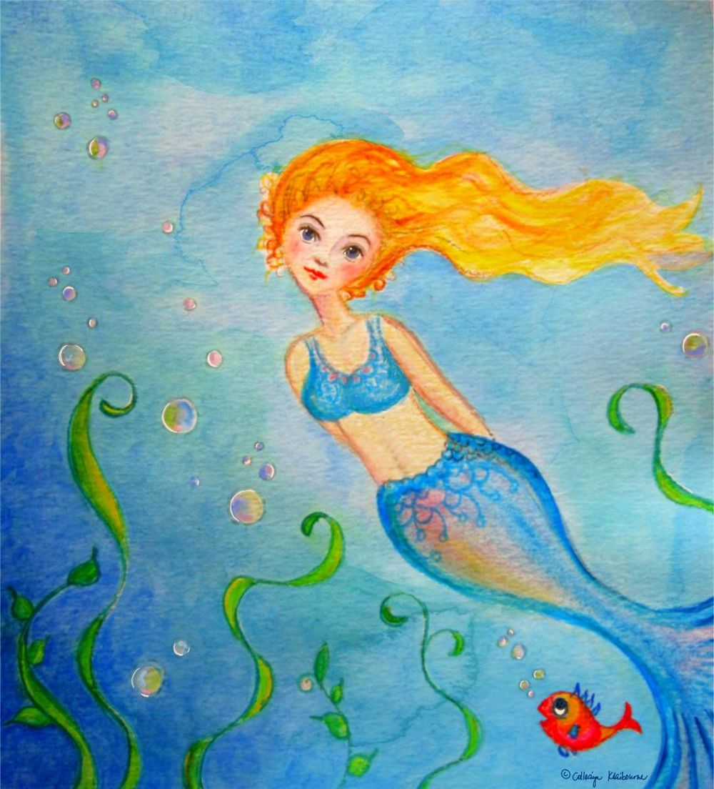 Pretty Mermaid - image 1 - student project