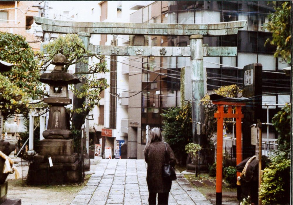 Japan on Film - image 1 - student project