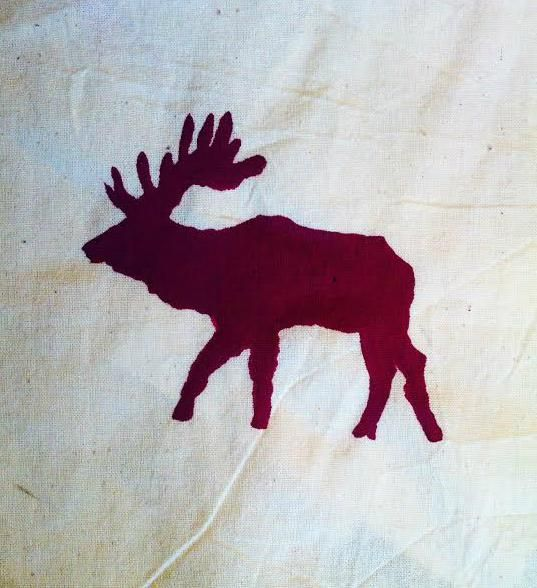 Moose Tote - image 4 - student project