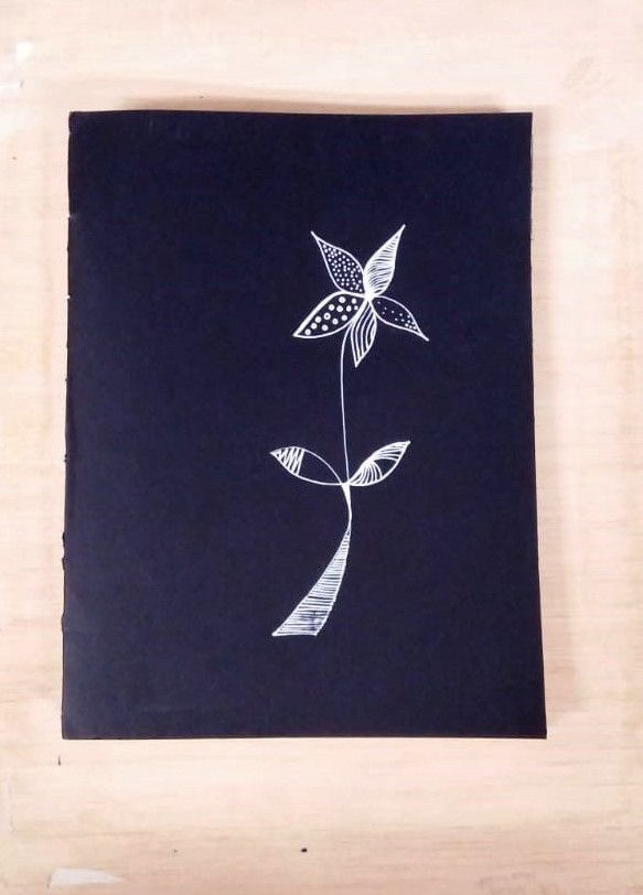 Coptic Binding: My first book :) - image 4 - student project