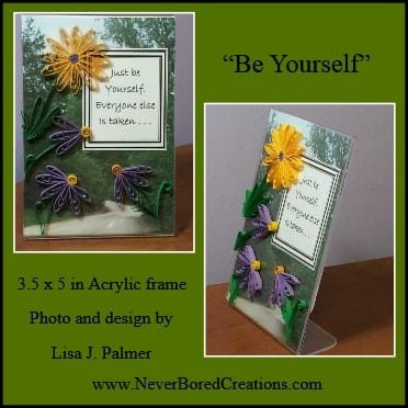 Be yourself.... - image 1 - student project