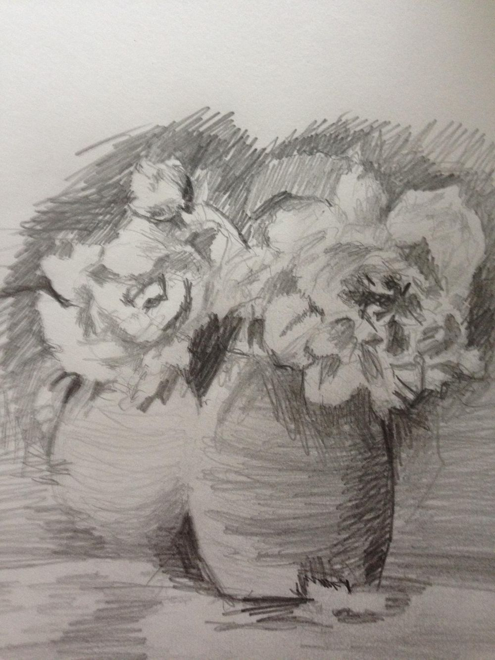 Black Ink Study - image 1 - student project