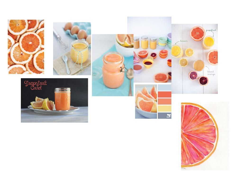 Grapefruit Curd - image 1 - student project