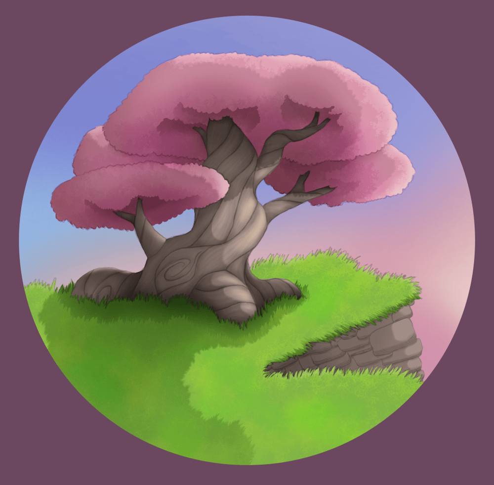 Intro to digital painting on Krita - image 1 - student project