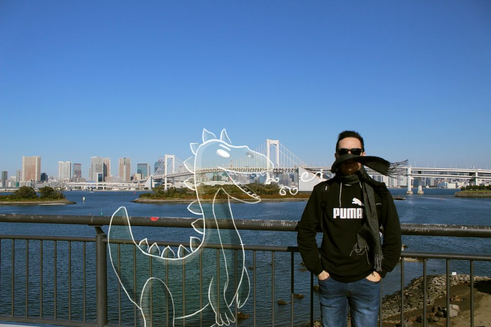 Hidden in Japan - image 2 - student project