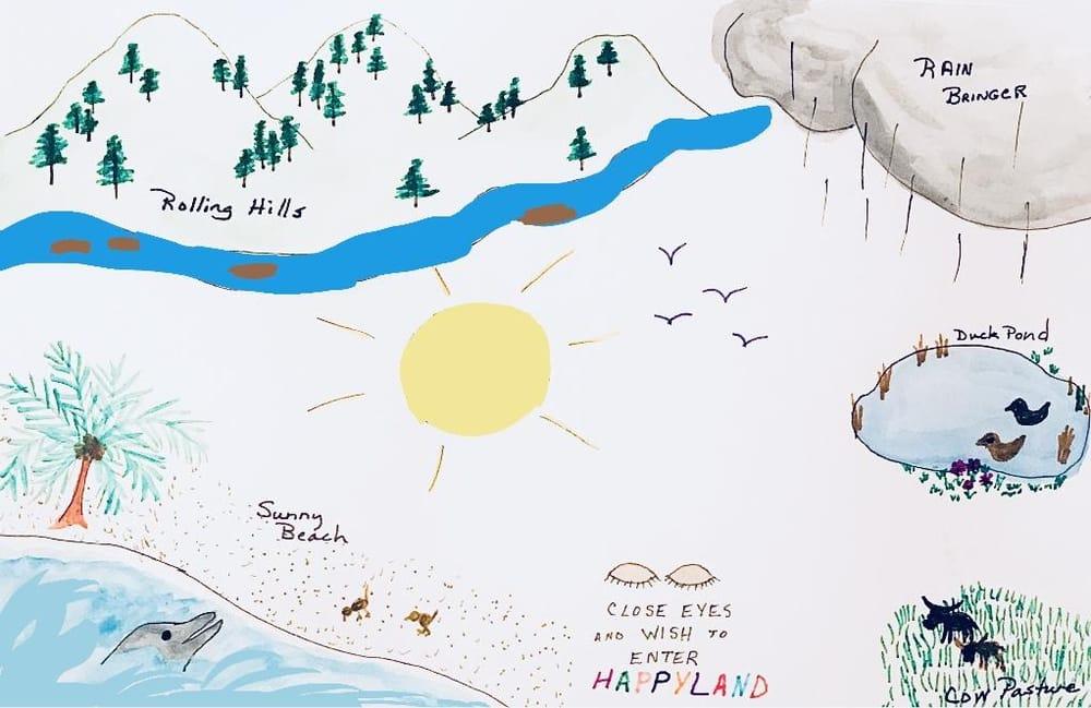Happyland - image 2 - student project