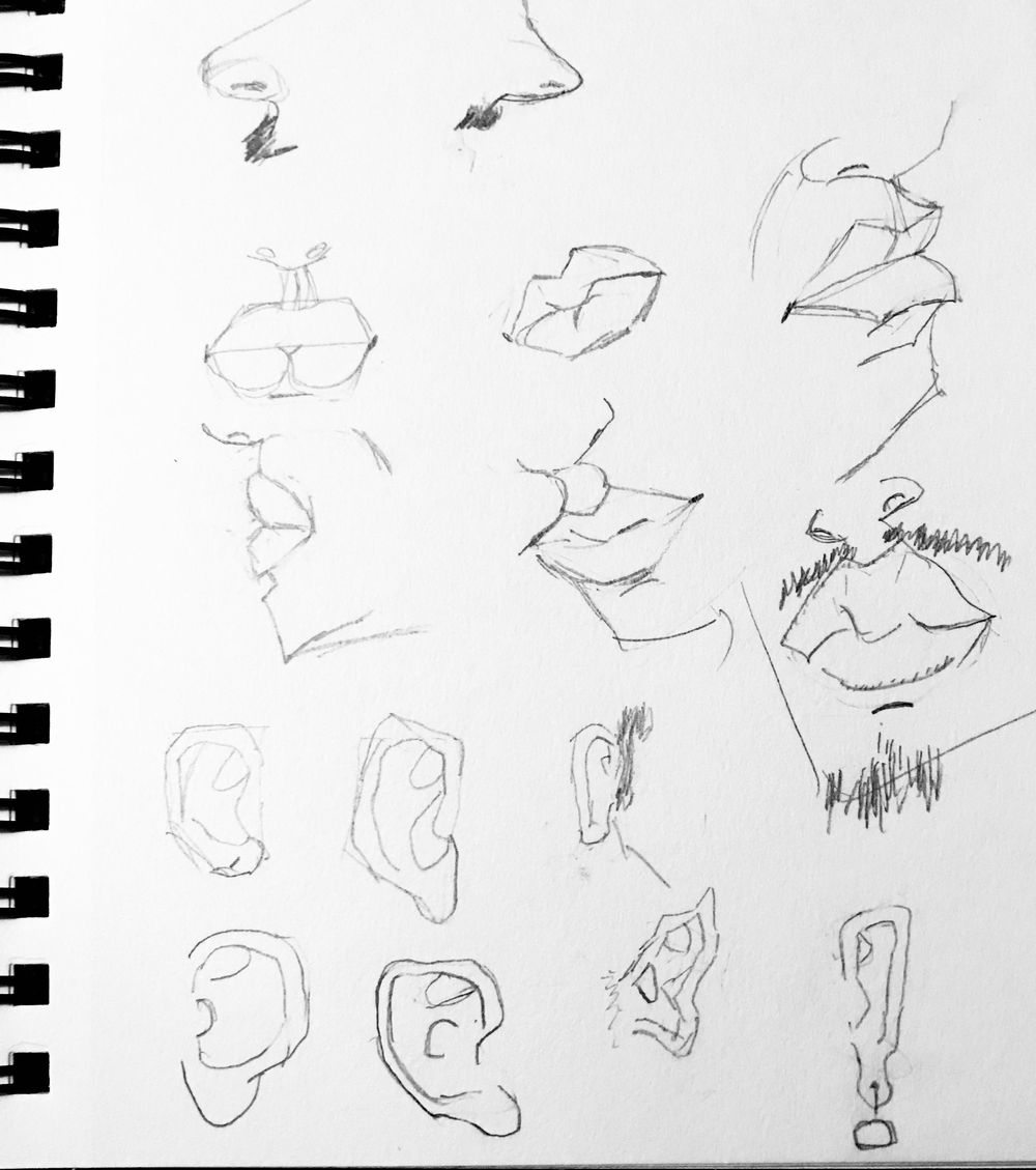 Sketches - image 2 - student project