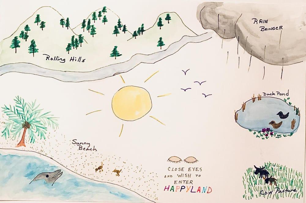 Happyland - image 1 - student project