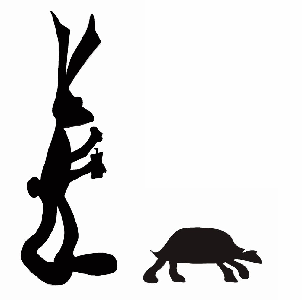 Hare and Tortoise - image 1 - student project