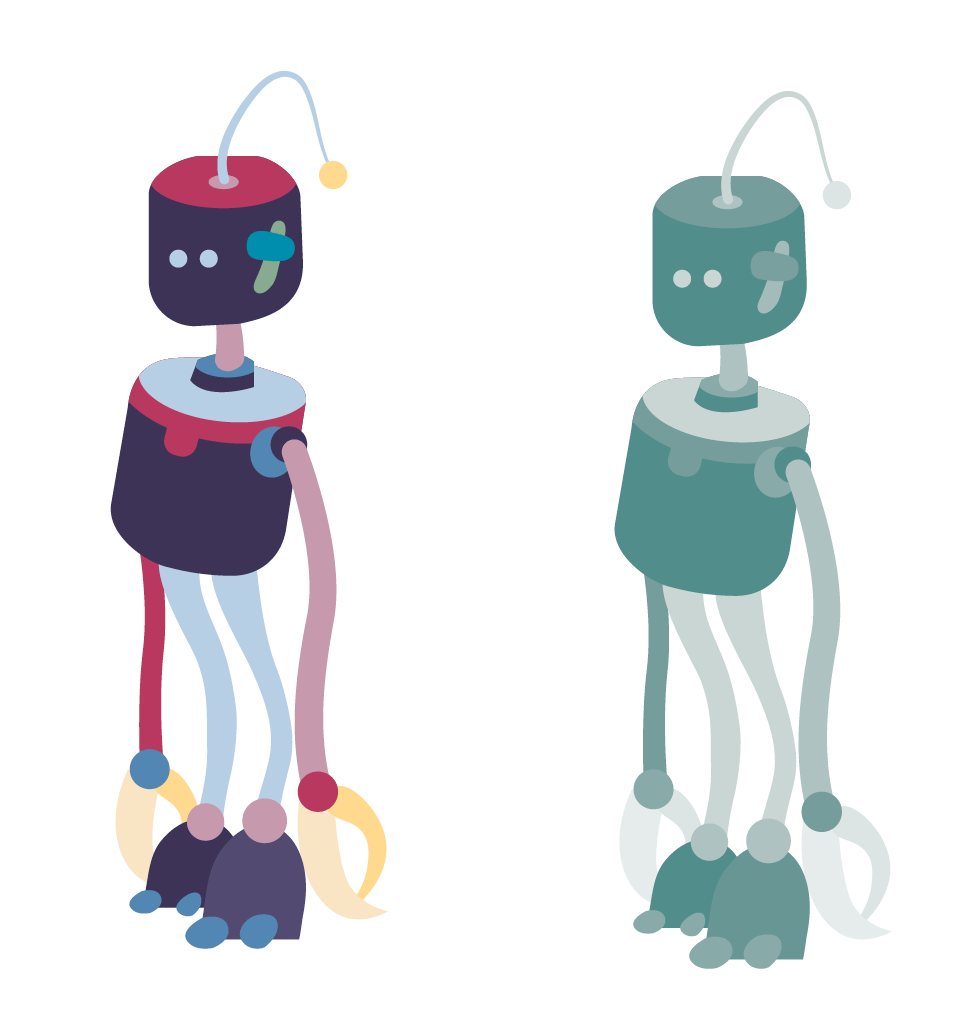 robot exercise - image 1 - student project