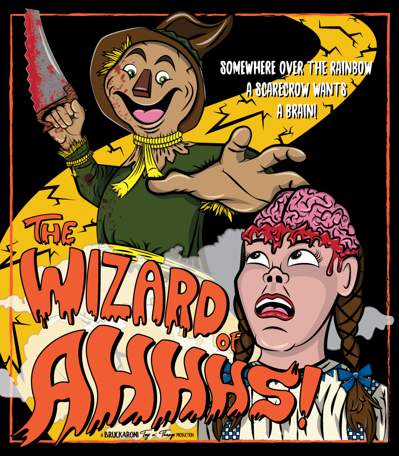 The Wizard of Ahhhs  - image 3 - student project