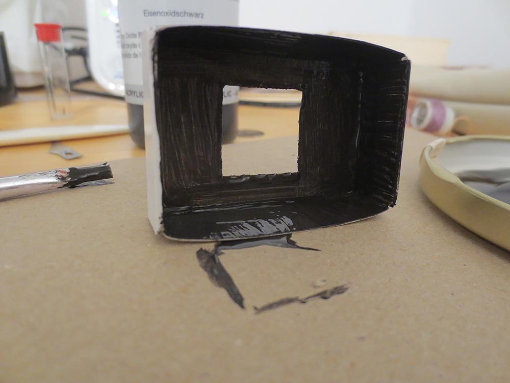 My first pinhole camera - image 3 - student project