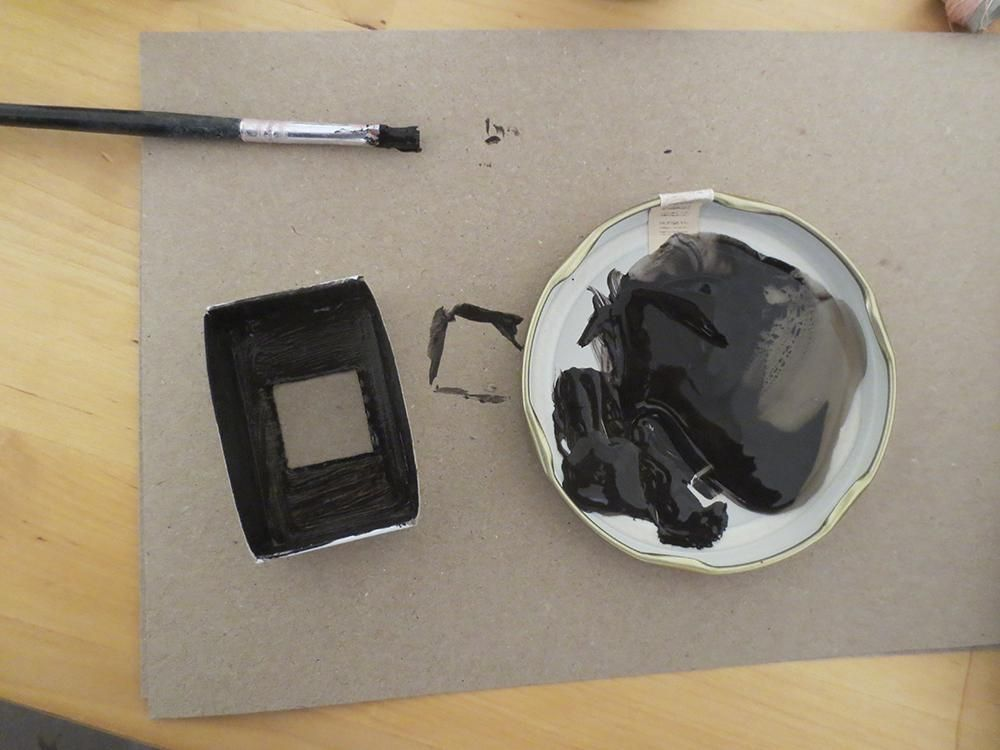 My first pinhole camera - image 4 - student project