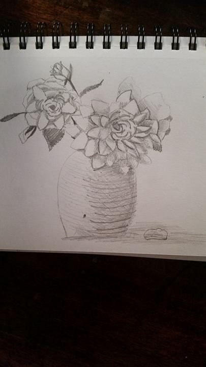 Discovering my art style - image 1 - student project