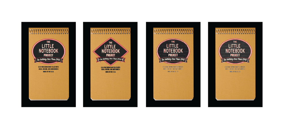 Little Notebook of Dreams - image 5 - student project