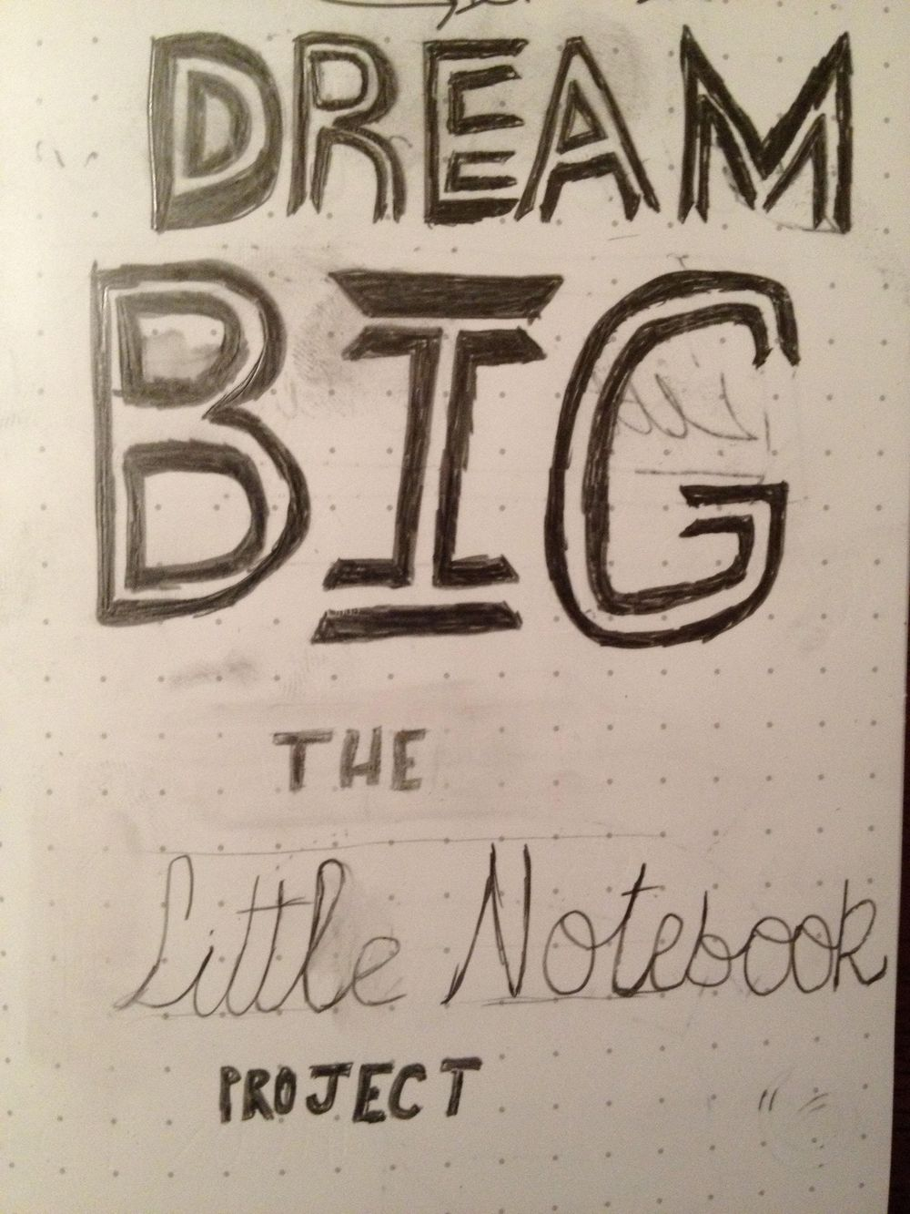 Little Notebook of Dreams - image 2 - student project