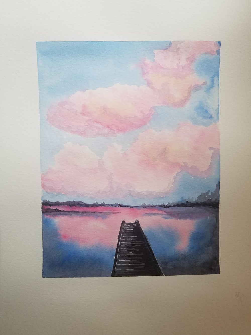 clouds - image 1 - student project