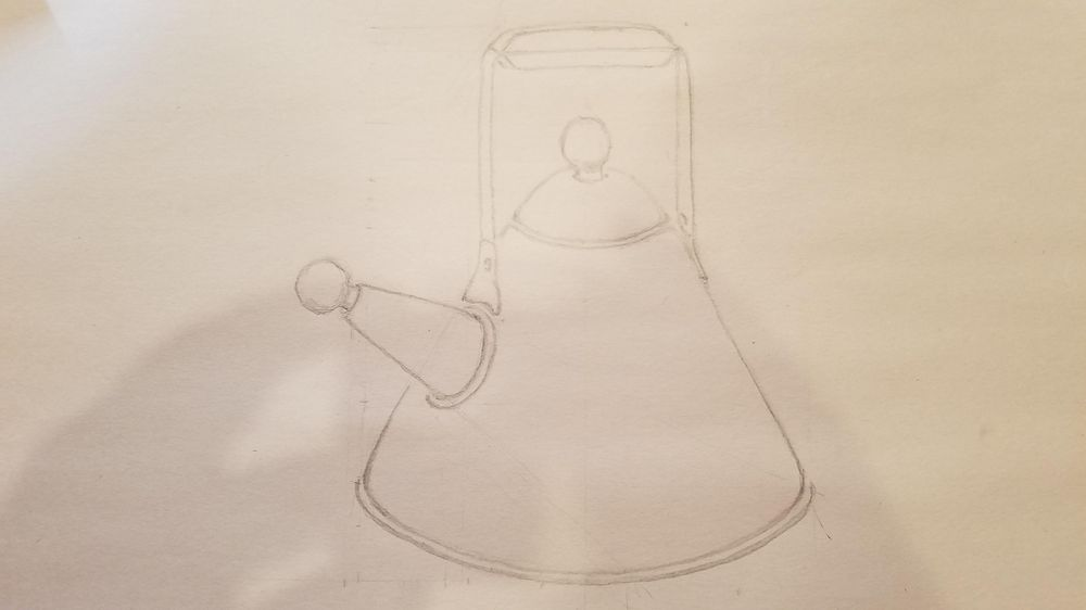 Measuring & Proportion - image 4 - student project