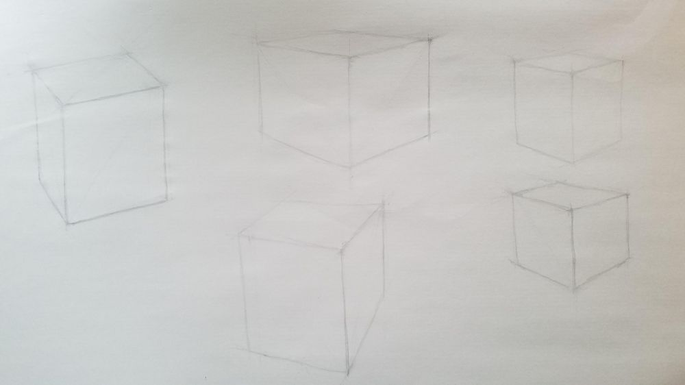 Measuring & Proportion - image 3 - student project