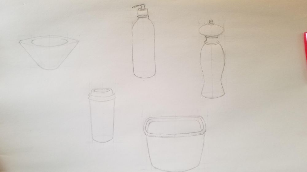 Measuring & Proportion - image 1 - student project