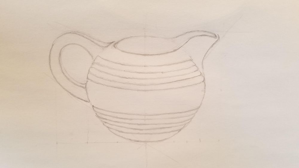 Measuring & Proportion - image 6 - student project