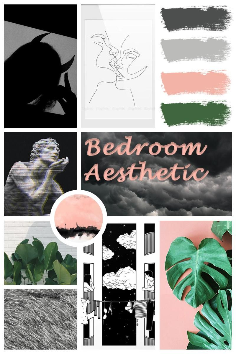bedroom aesthetic - image 1 - student project