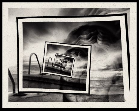 Mimmo Jodice photo collage - PhotoSpiralysis App - image 5 - student project
