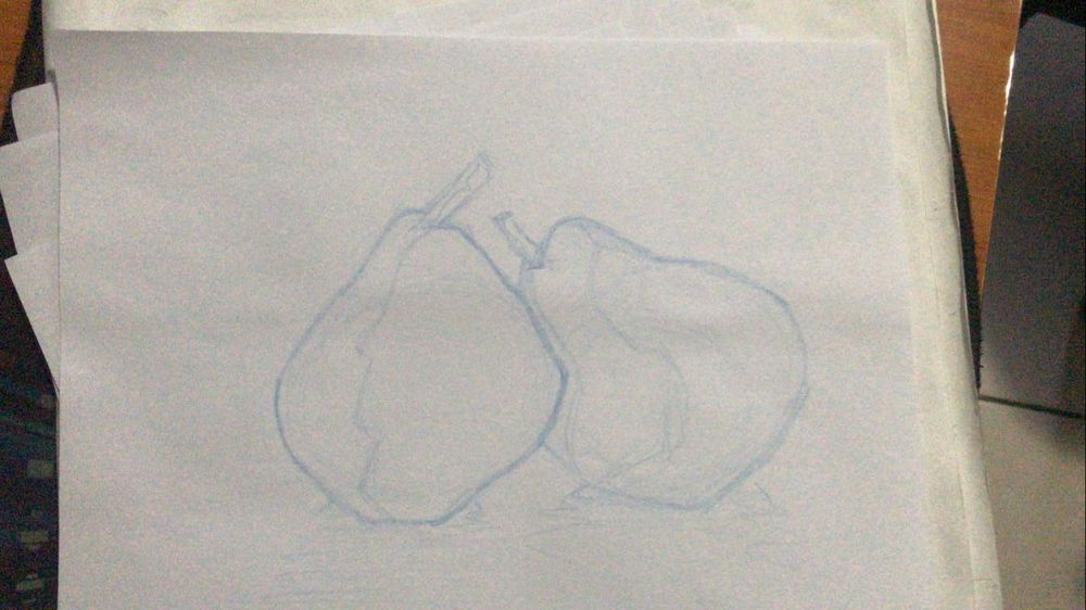 Contours & Foreshortening - image 1 - student project