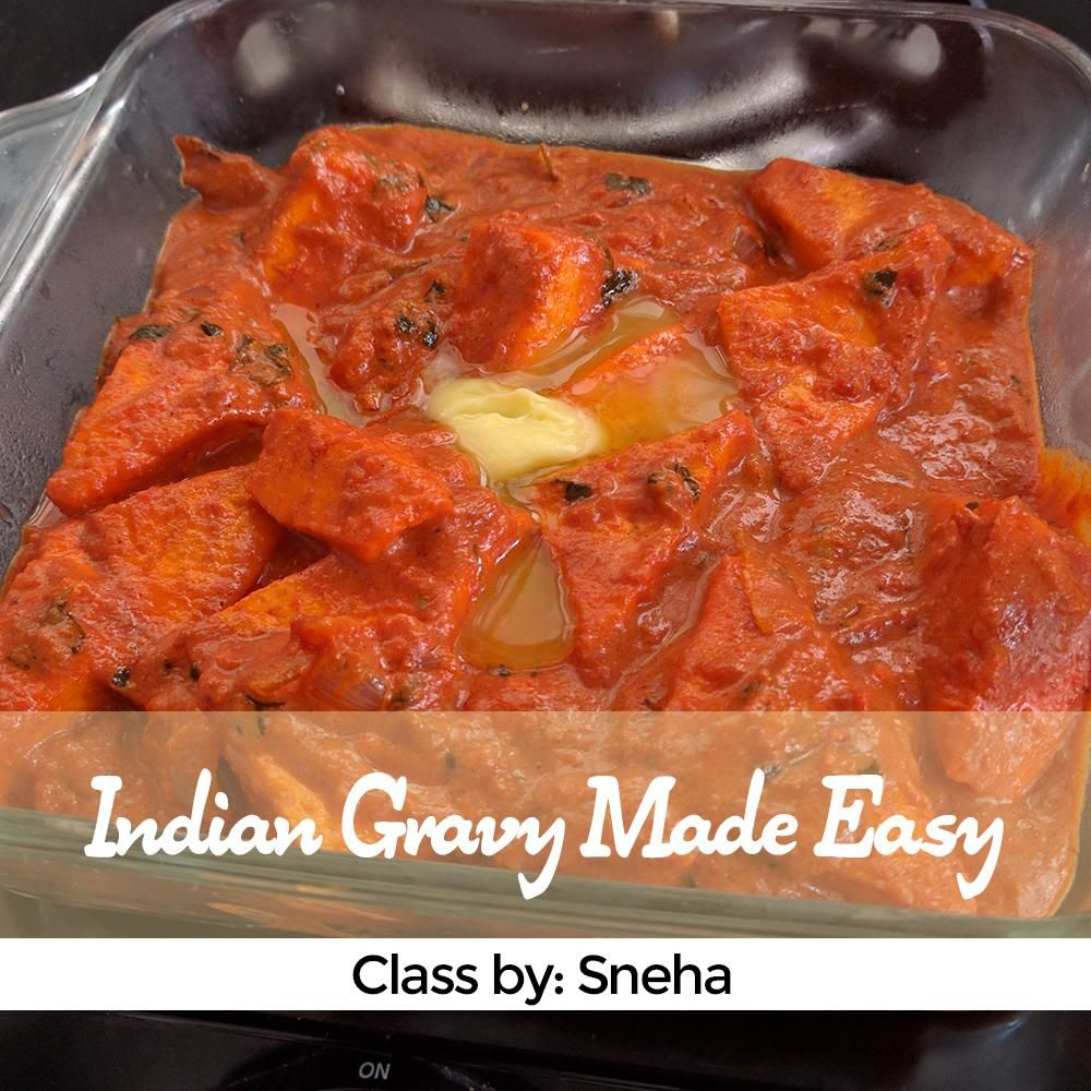 Indian Gravy Made Easy - I did it - image 1 - student project