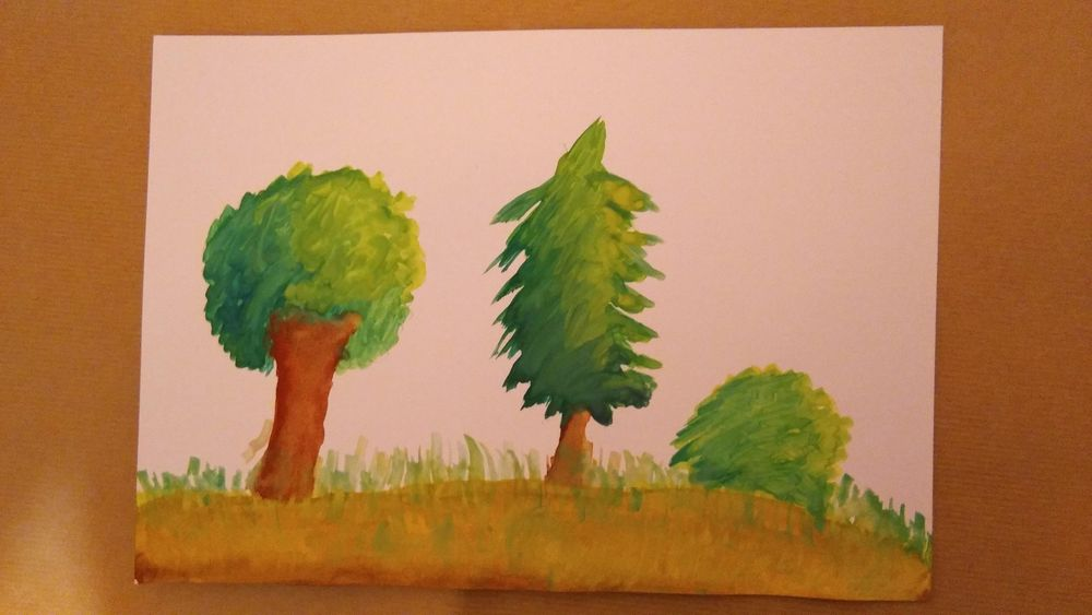 Tolo's trees - image 1 - student project