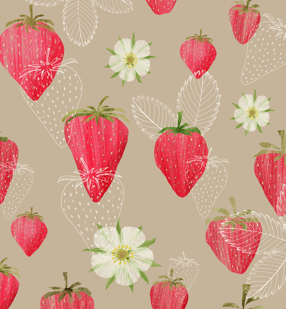 strawberry - image 2 - student project