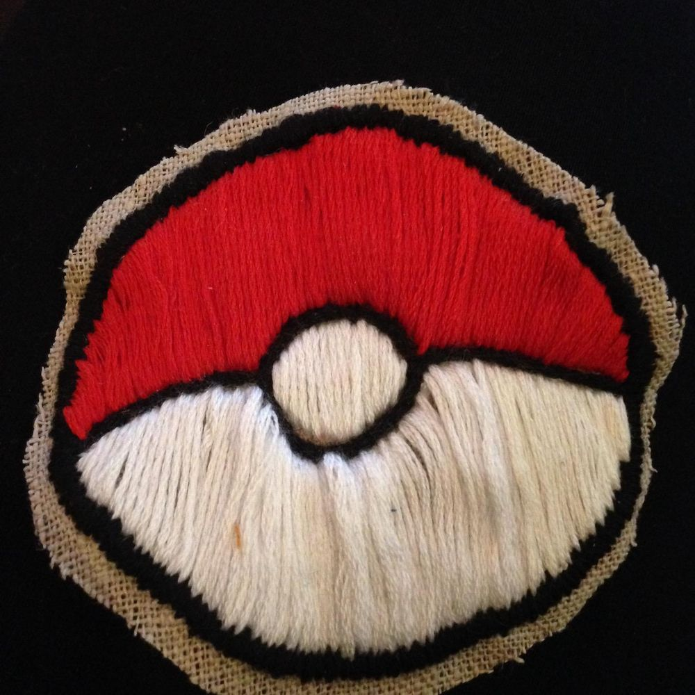 Patches in progress - image 3 - student project
