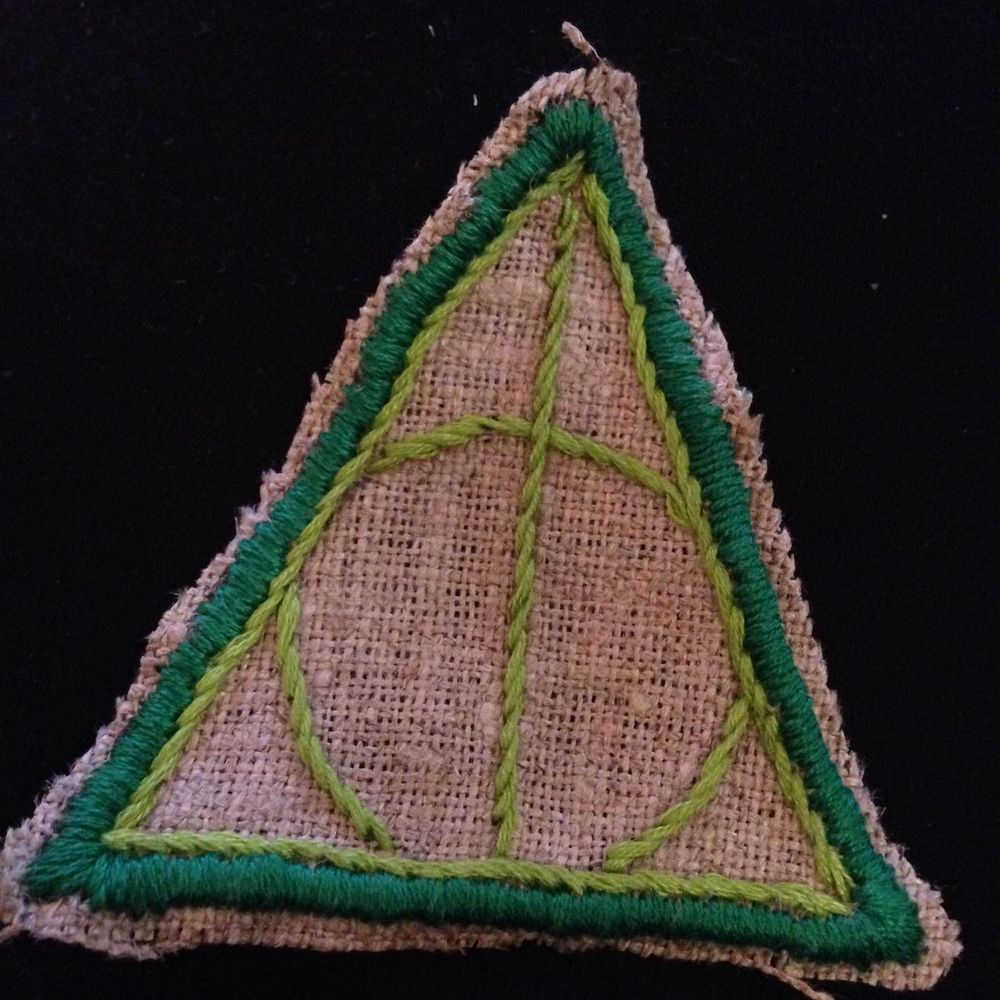 Patches in progress - image 2 - student project