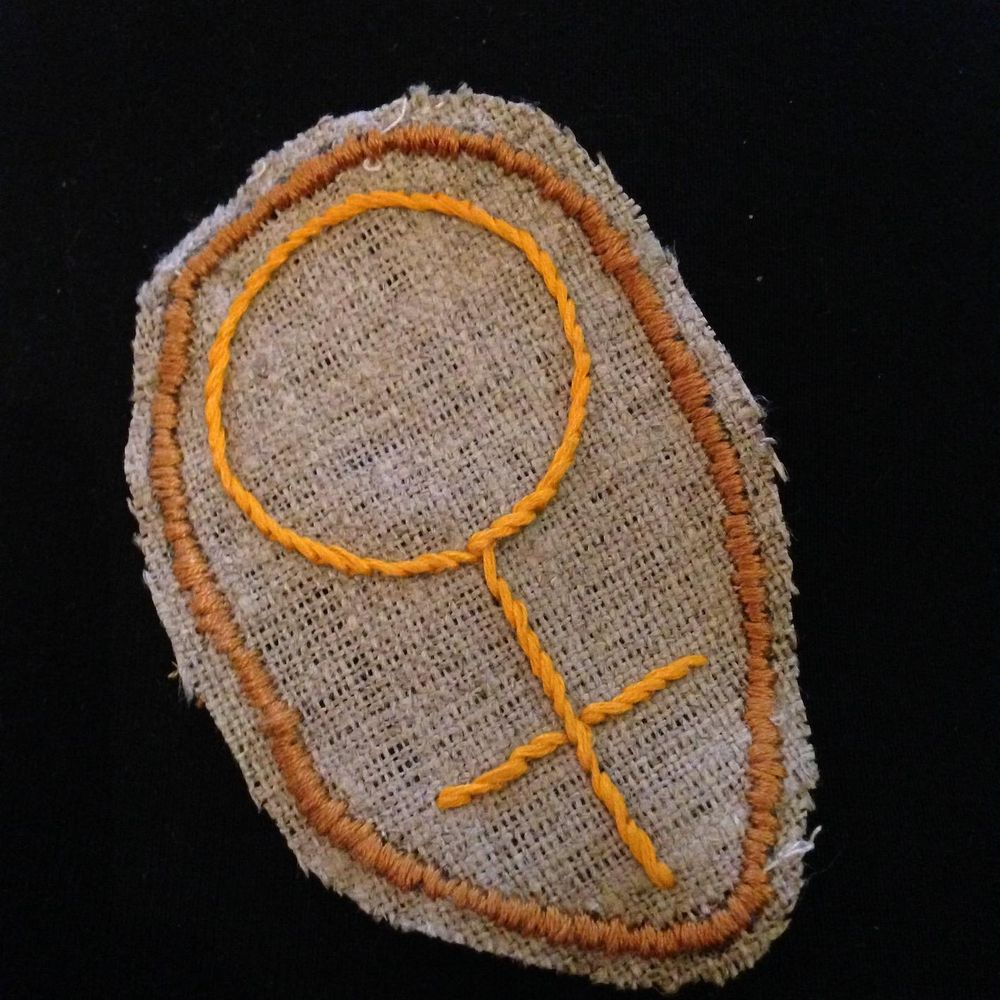 Patches in progress - image 1 - student project