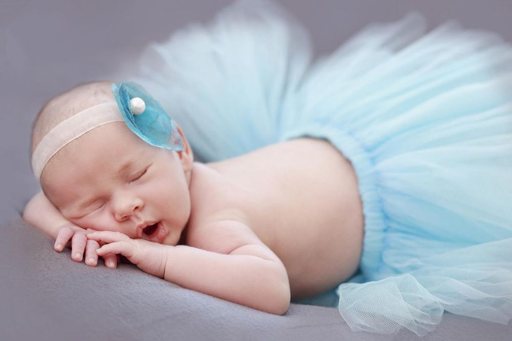 My first baby photography experience - image 1 - student project