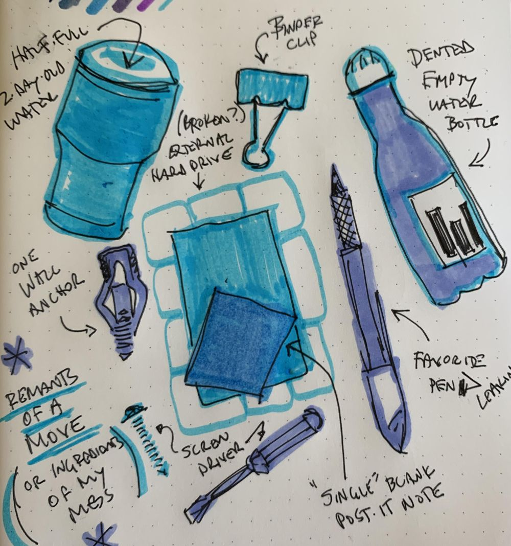14 Days Journaling - Illustration Prompts - image 9 - student project