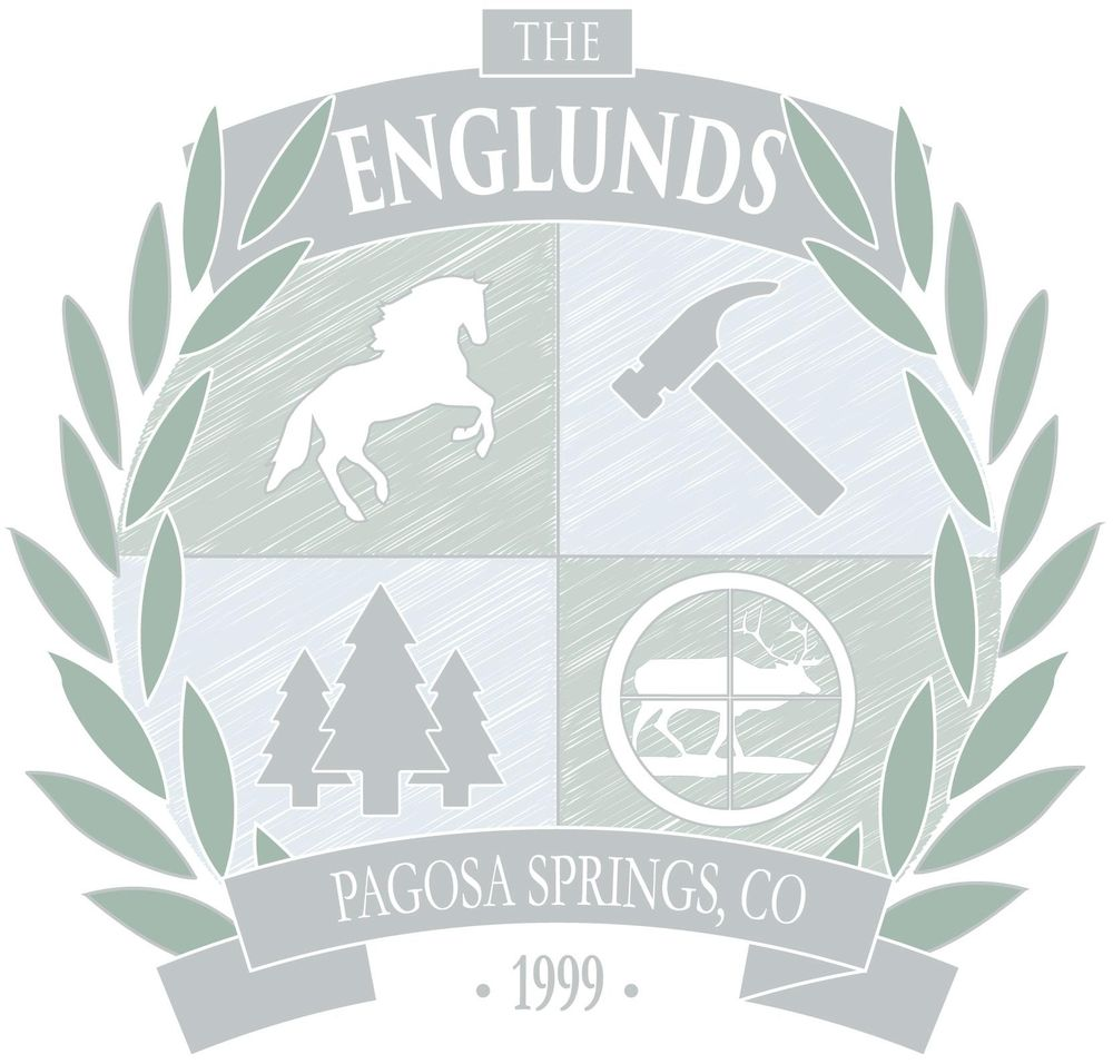 Englund Family Crest - image 1 - student project