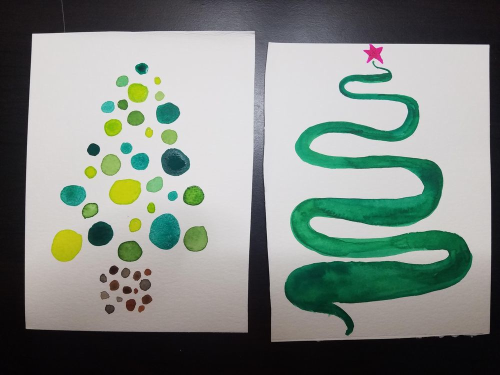 Oh, Christmas tree - image 1 - student project